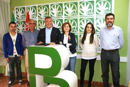 Partido Andalucista Priego de Córdoba