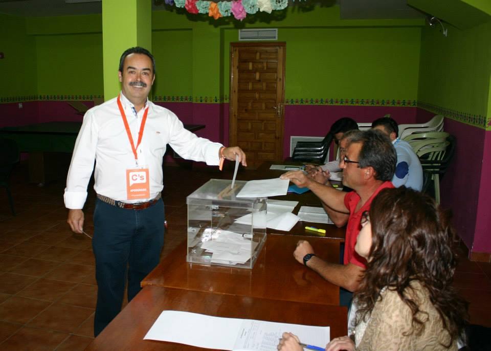 Francisco Aguilera - Ciudadanos