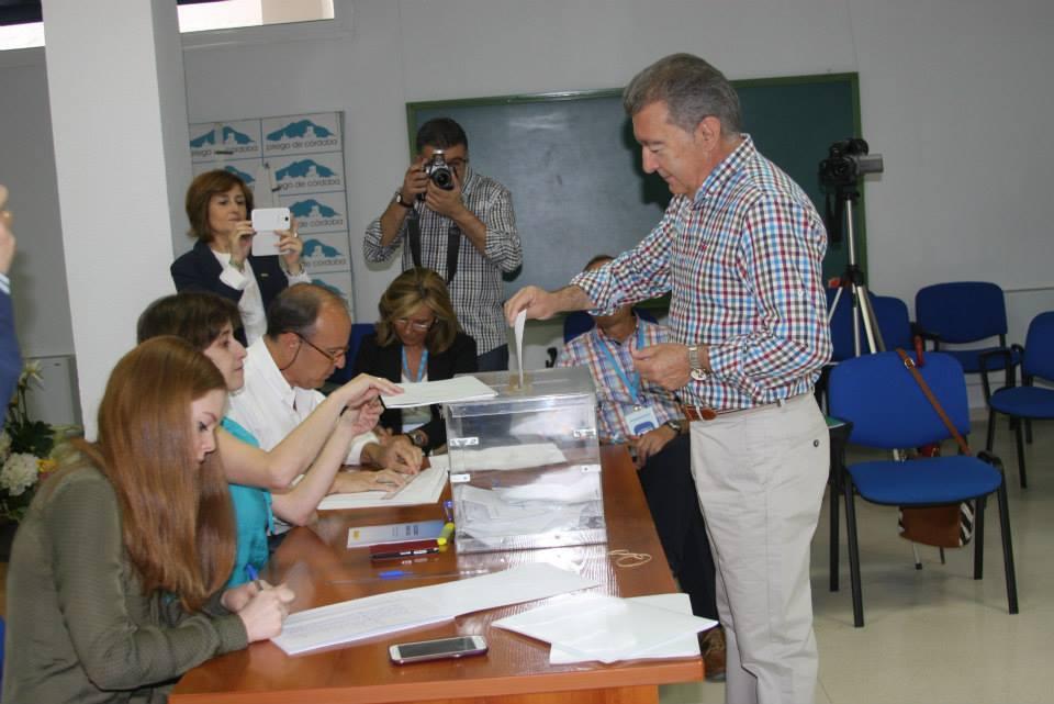 Juan Carlos Pérez Cabello - PA