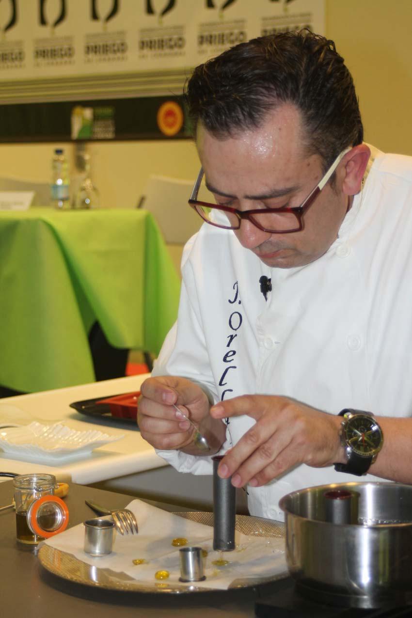 Juan Orellana - Chef y director de la Escuela de Cocina