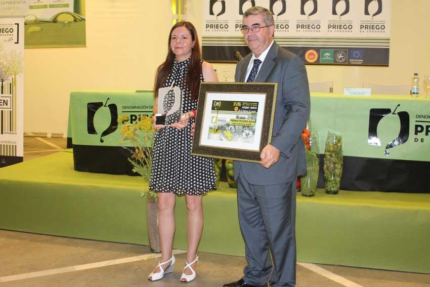 Pilar Salas - Premio Picudo 2014
