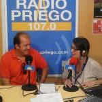 Antonio Mingorance, agricultor y encargado de la Almazara Cortijo La Toquera