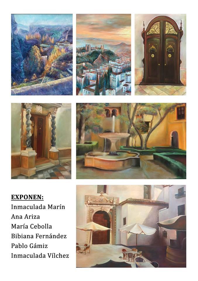 Exposición Grupo Medinacelli