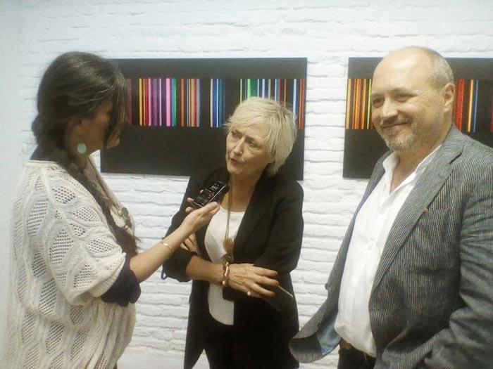 Maribel Machado y José Luis Panadero