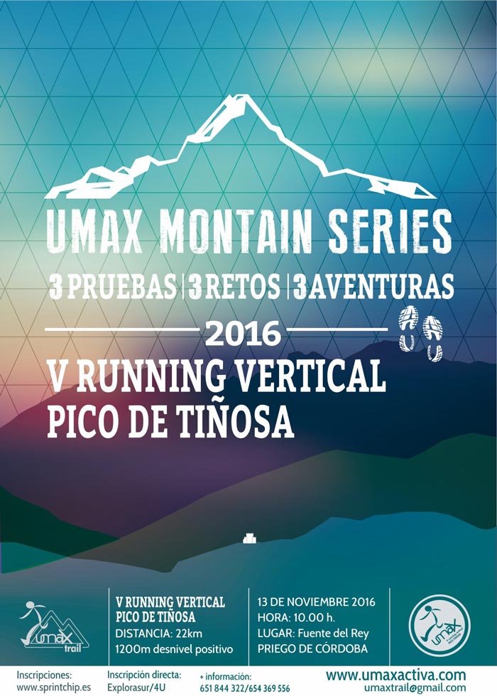 V Running Vertical Pico Tiñosa 2016