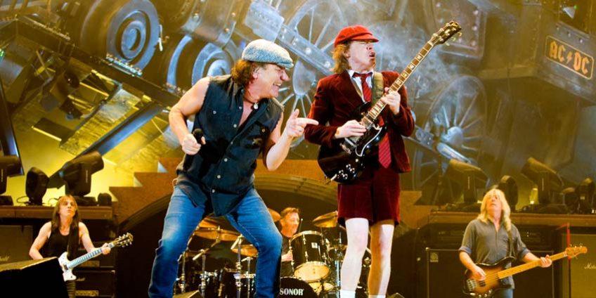 AC/DC en Ruta 789