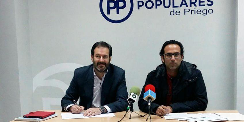 Adolfo Molina y Sergio Fornieles