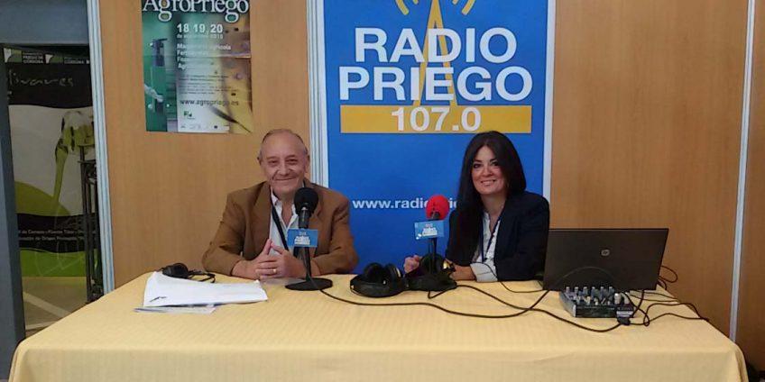 Radio Priego en Agropriego 2015