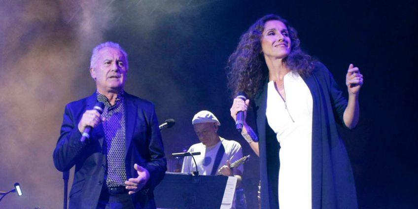 Ana Belén y Victor Manuel en Con Sonido Español
