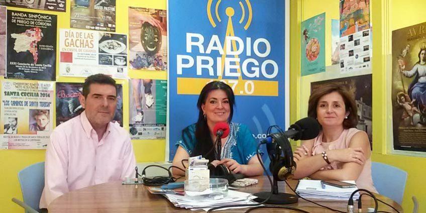 Ana Rogel y José Ropero