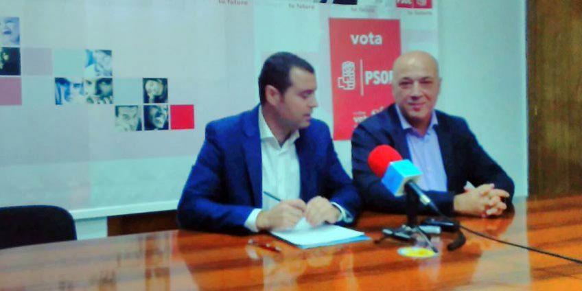Antonio Ruiz y José Manuel Mármol