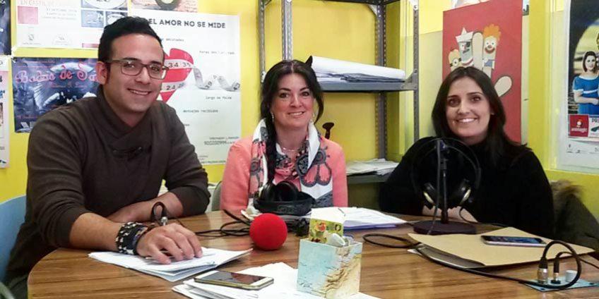 Sergio Fornieles y Beatriz Jurado