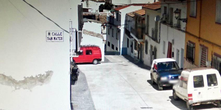 Calle San Mateo