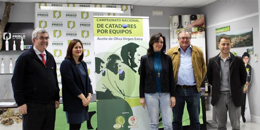 Campeonato Nacional de Catadores por Equipos Priego de Córdoba