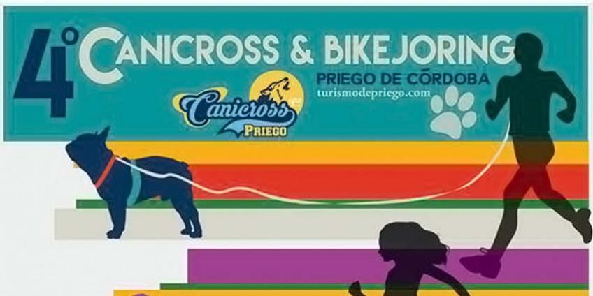 4 Canicross & Bikejoring Priego de Córdoba