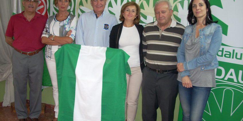 Despedida Partido Andalucista