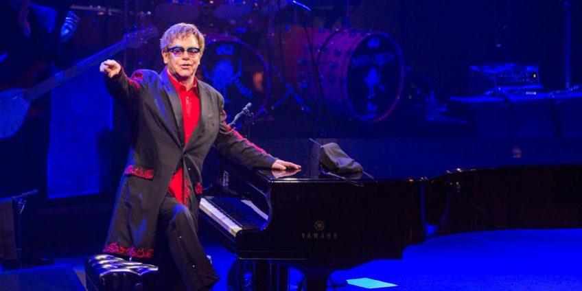 Elton John en Ruta 789