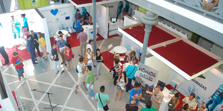 Feria Empleo Vista General