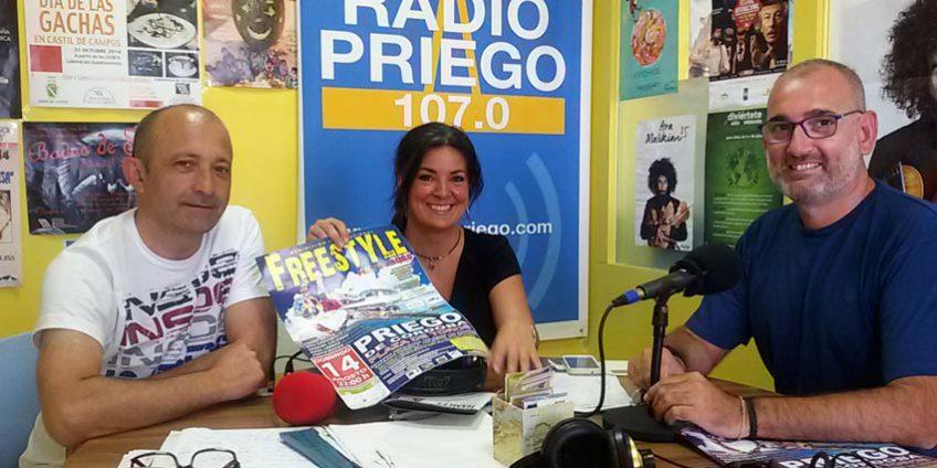 Freestyle en Priego de Córdoba