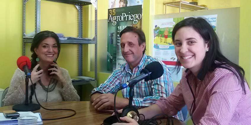 Cristina Casanueva y Javier Ibañez
