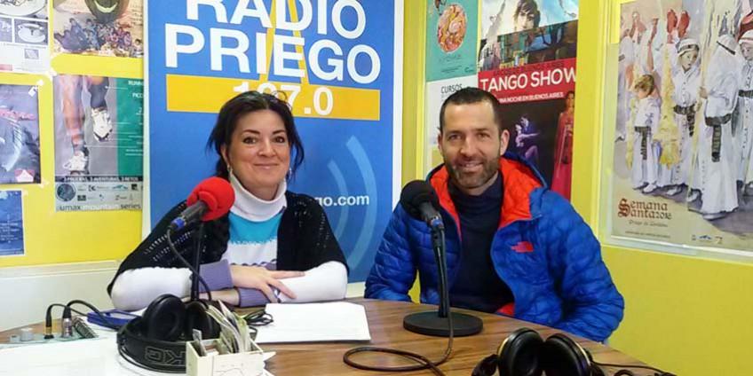 José María Espinar en Radio Priego