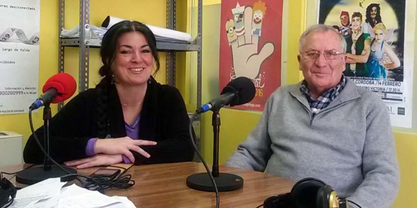Juan García Núñez en Radio Priego
