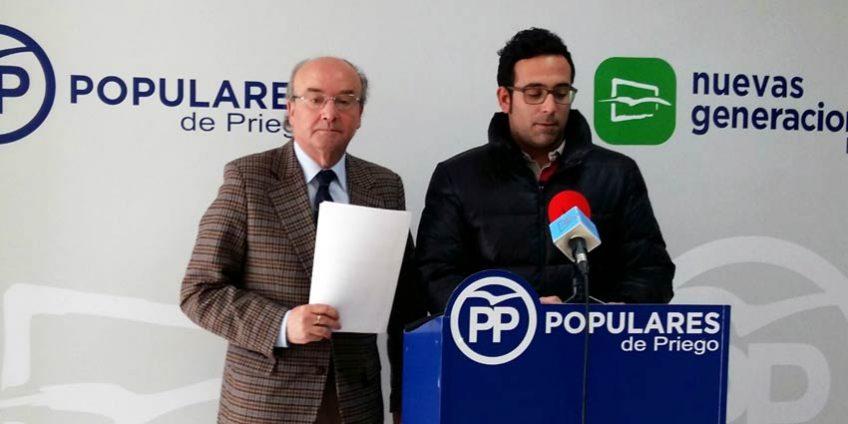 Luis Martín y Sergio Fornieles