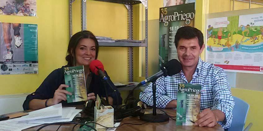 Luis Miguel Carrillo - Agropriego 2015
