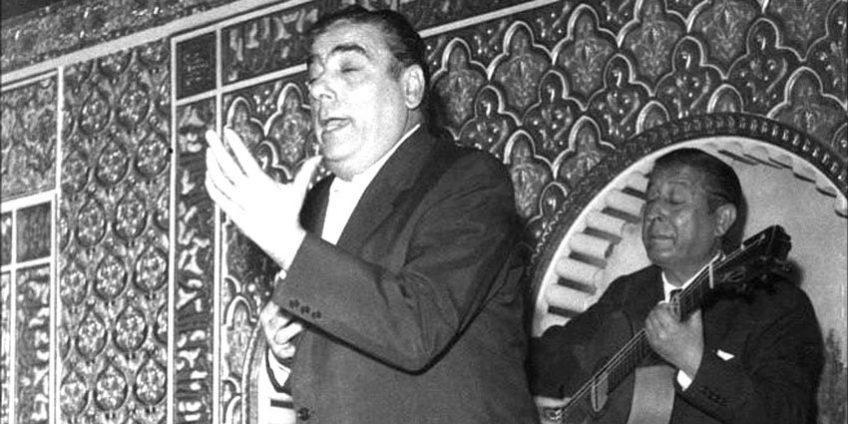 Manolo Caracol en Con Sonido Español