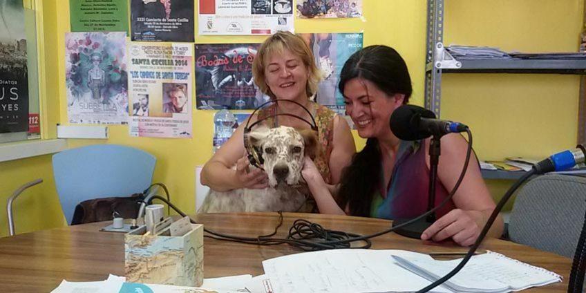 Mascotas de Priego en Radio Priego