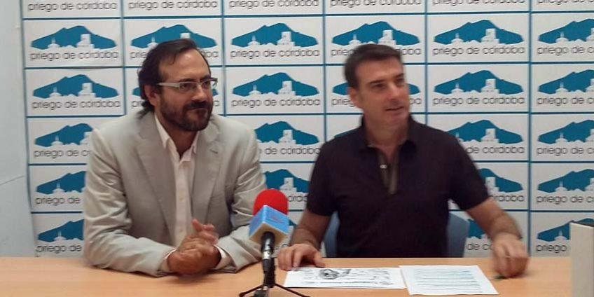 Pablo Ruiz y Gonzalo García
