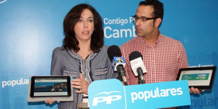 Nueva web Partido Popular de Priego de Córdoba