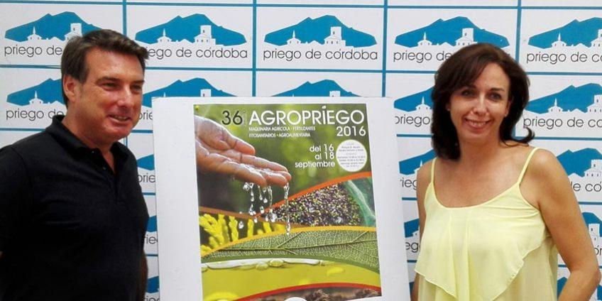 Presentación Agropriego 2016