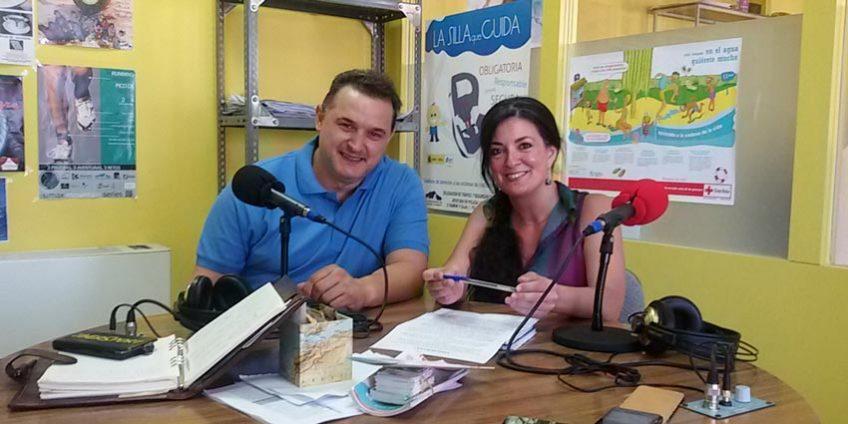 Rafael Pulido en Radio Priego