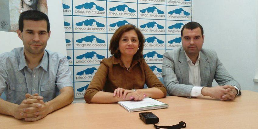 Rueda de Prensa conjunta de la oposición