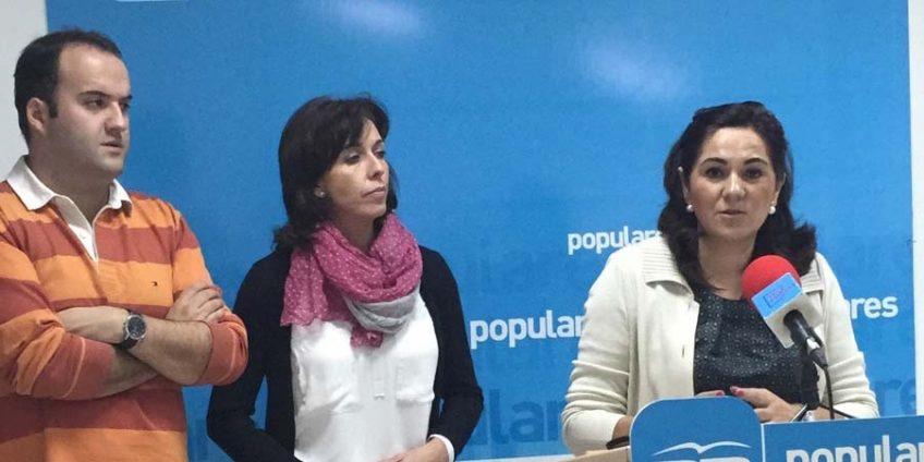 Rueda de Prensa Partido Popular de Priego
